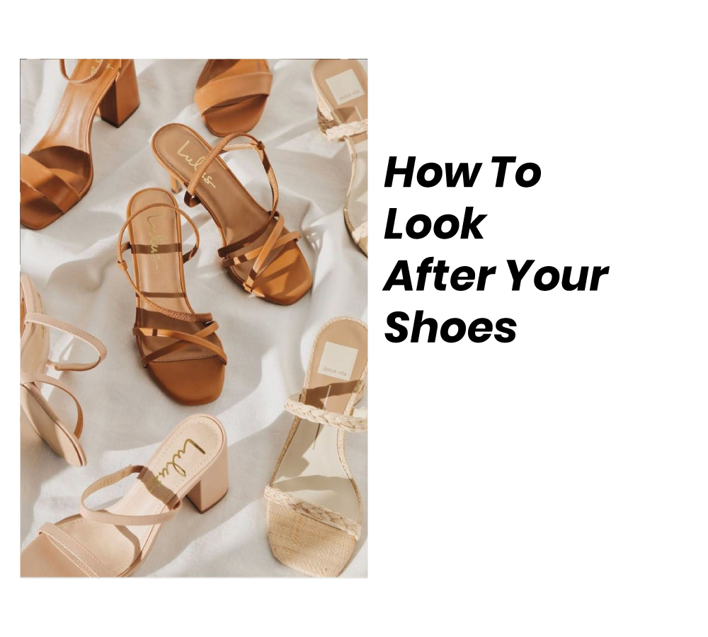 How To Look After Your Shoes
