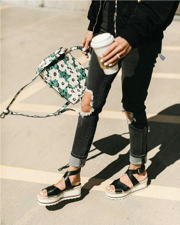 Flatform Sandal, These are the summer sandals you will need in your closet