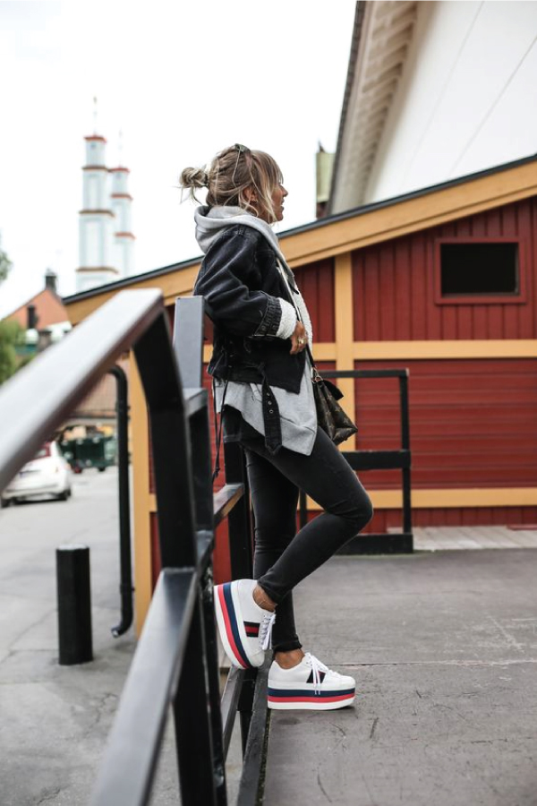 5 Sneaker Trends To Watch In 2020, the platform sneakers.