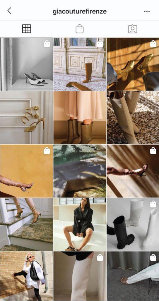 7 Shoe Brands On Instagram You Need To Start Following. Gia Couture, handmade shoes from Firenze, Italy.