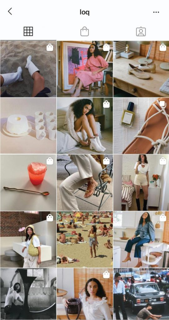 7 Shoe Brands On Instagram You Need To Start Following. LOQ, designed in LA and made in Spain, redefines classic shoes for the modern day woman.