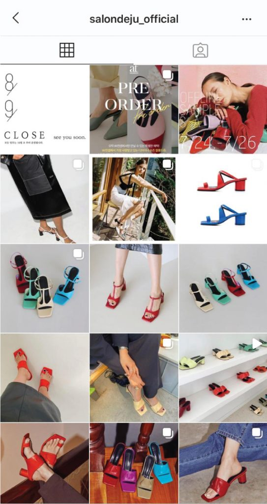 7 Shoe Brands On Instagram You Need To Start Following.