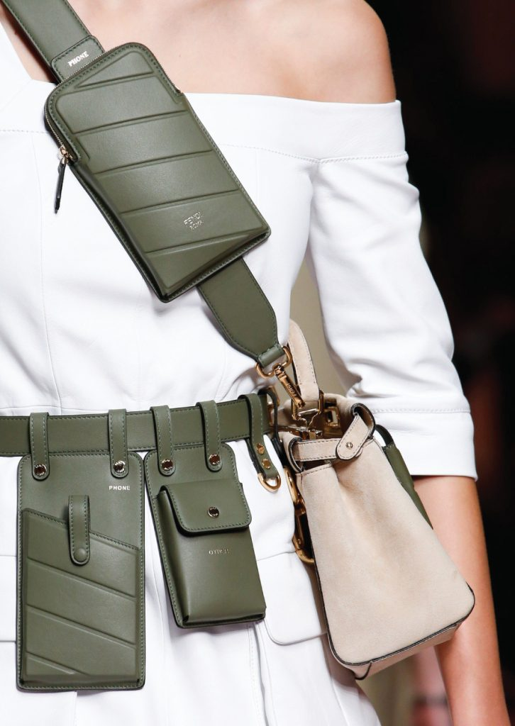 Fall Winter Bag Trends Of 2020: holders. The super small bags that carry so little but are so trendy.
