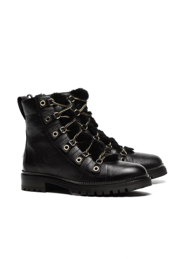 The Boots That Will Fit Perfectly With Your Autumn Jeans. Jimmy Choo Hillary Hiking Boots