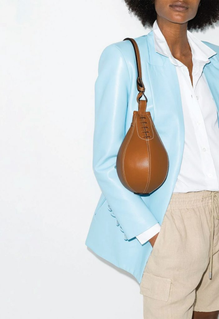 The Coolest Accessories To Own In 2020. Small punch bag from JW Anderson