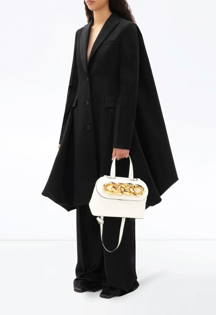 The Coolest Accessories To Own In 2020. Rolo chain tote bag from JW Anderson