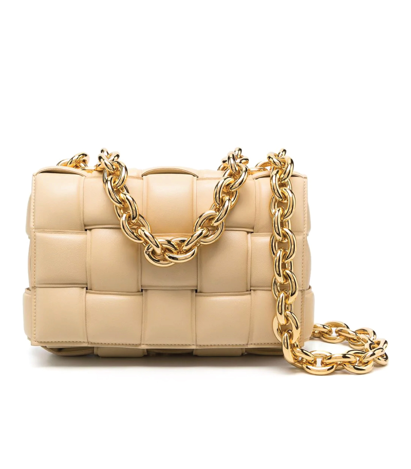 The Coolest Accessories To Own In 2020. Chain Cassette shoulder bag from Bottega Veneta