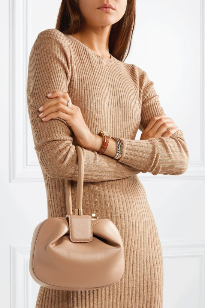 Our Top Favourite Sustainable Brands. Gabriela Hearst Nina Bag.