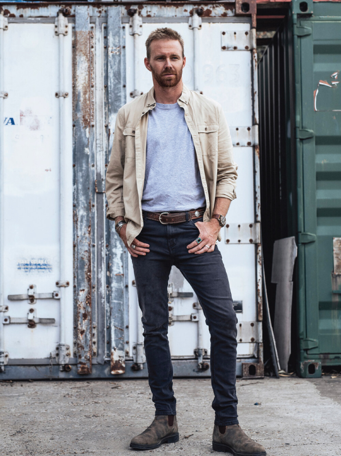 Our Top Favourite Sustainable Brands. James Bartle, CEO of Outland Denim.