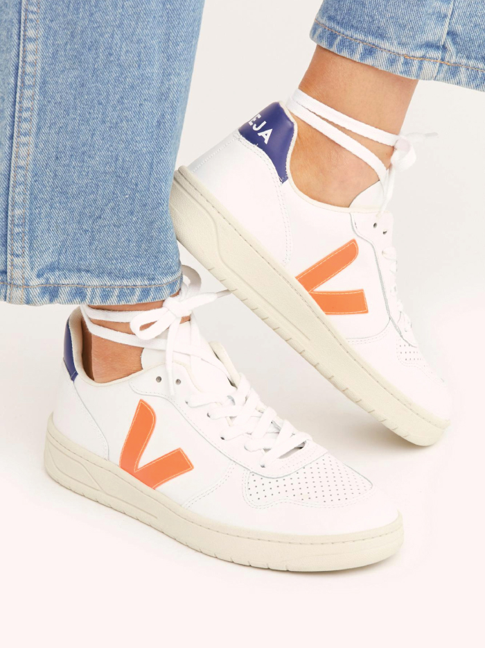 Our Top Favourite Sustainable Brands. Veja sneakers.