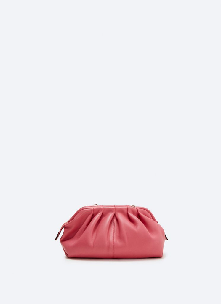 PINK CORAL CLUTCH  from UTERQUE