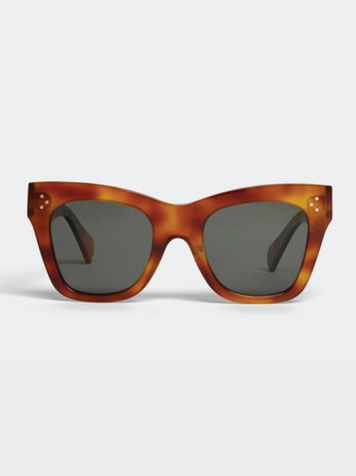 The Accessory That Will Make Everything Look Cooler In The Summer: sunglasses from Celine, Cat Eye S004 Sunglasses.