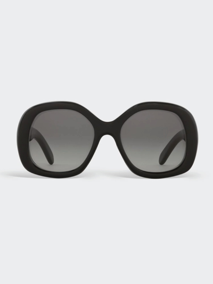 The Accessory That Will Make Everything Look Cooler In The Summer: sunglasses from Celine, Round S163 Sunglasses.