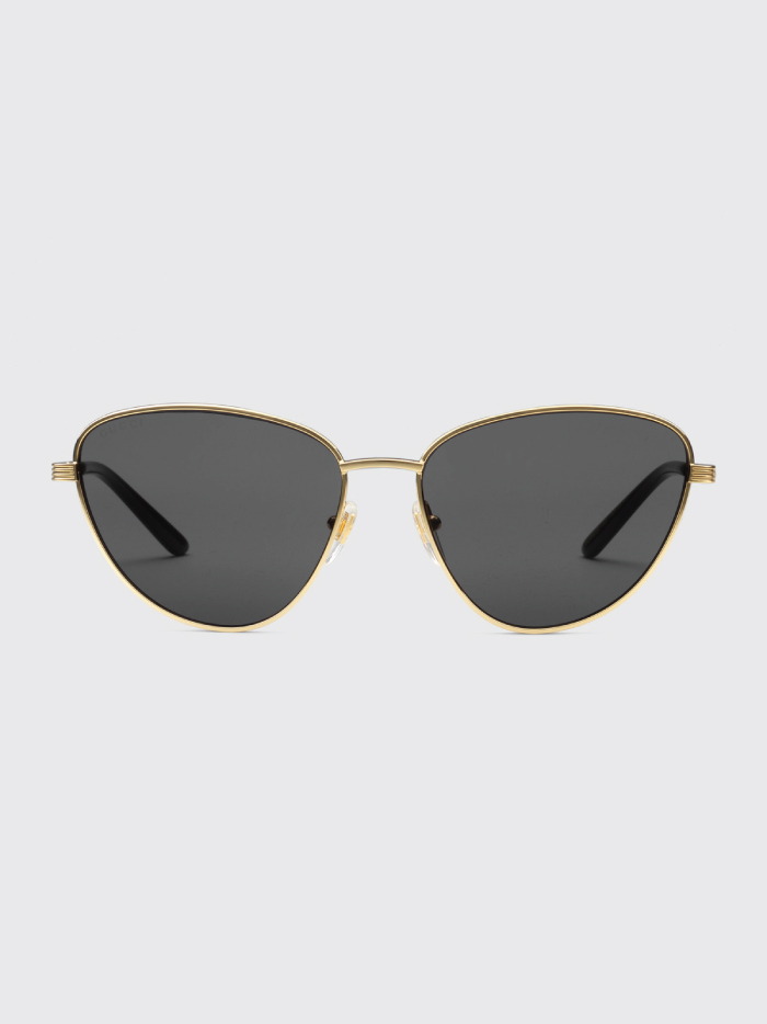 The Accessory That Will Make Everything Look Cooler In The Summer: sunglasses from Gucci, Cat Eye Sunglasses.