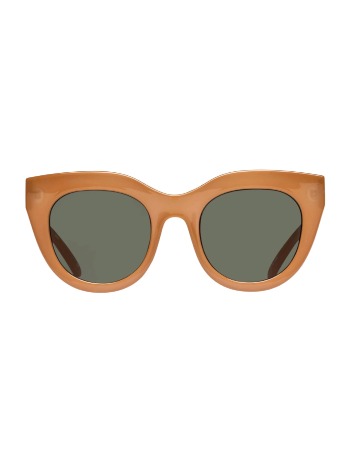 The Accessory That Will Make Everything Look Cooler In The Summer: sunglasses from Le Specs, Air Heart Sunglasses.
