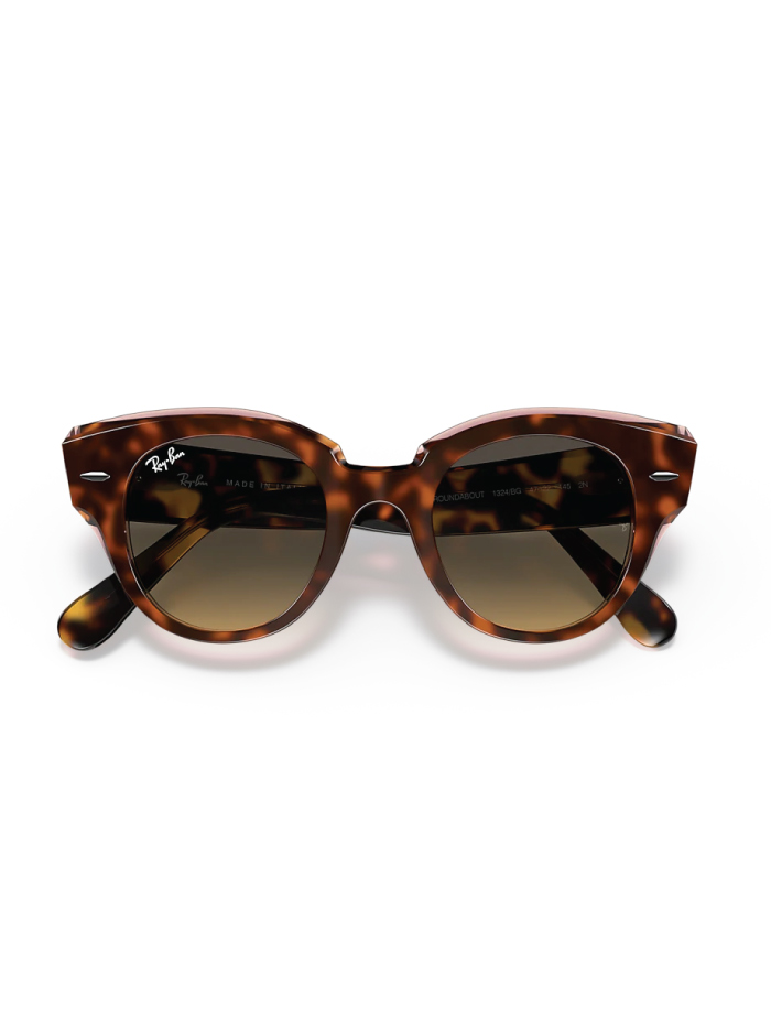 The Accessory That Will Make Everything Look Cooler In The Summer: sunglasses from Ray-Ban, Roundabout.