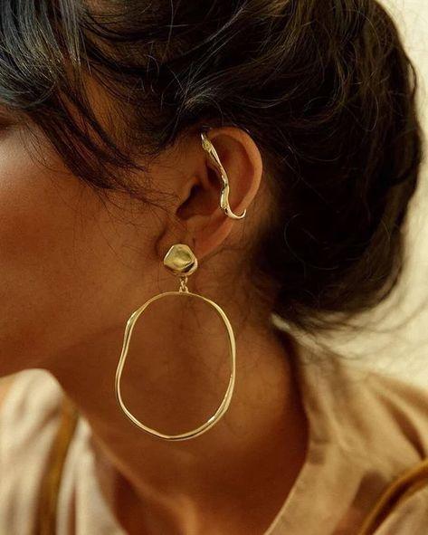 GOLDEN EARRING from PINTEREST