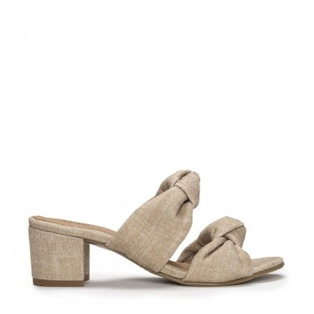 NUDE BLOCK SANDALS  from NAE VEGAN SHOES