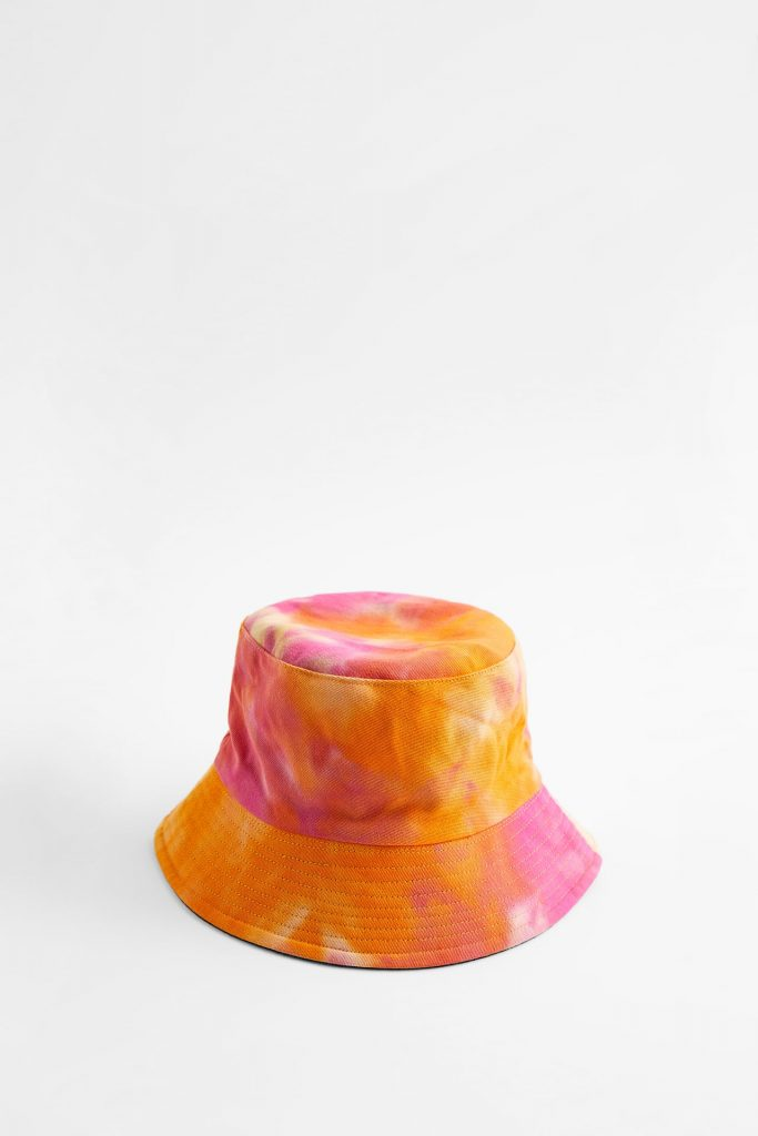 BUCKET HAT TIE-DYE from ZARA