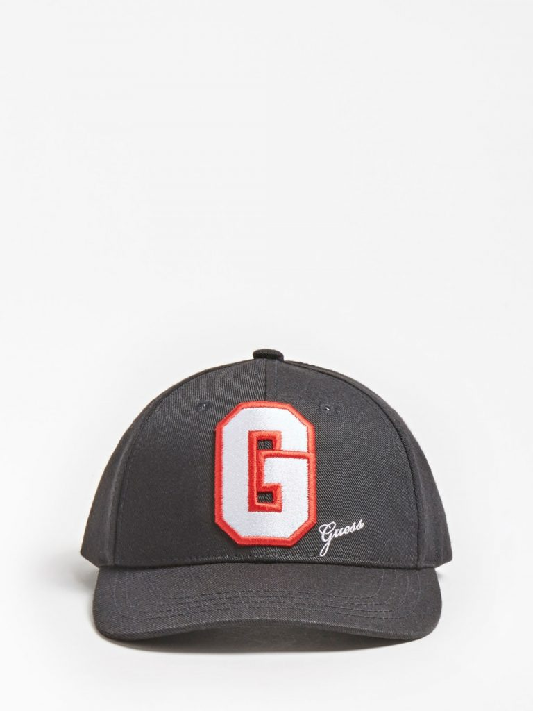 LOGO BASEBALL CAP from GUESS