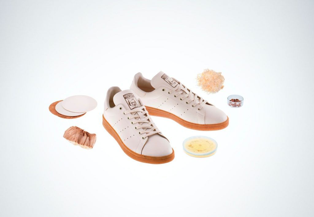 STAN SMITH MYLO MADE WITH MUSHROOMS  from ADIDAS