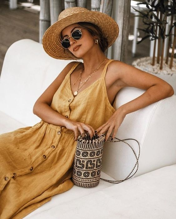 STRAW HAT  from PINTEREST