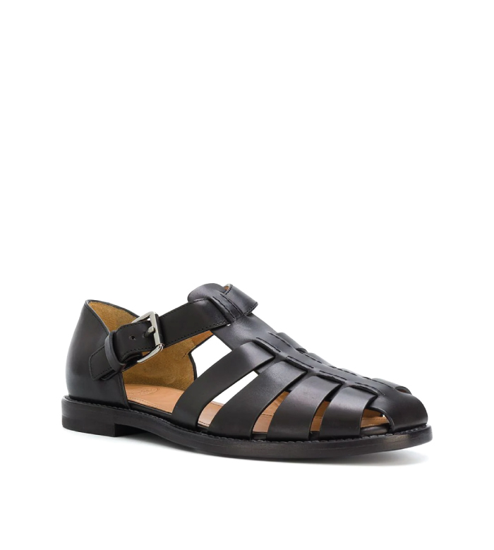 Summer Sandals To Stay Fresh And Stylish All Season: Fisherman Sandals by Church's.