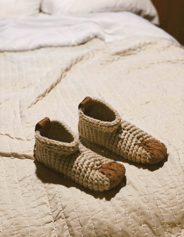 Our Top Selection To Stay In Wearing Sustainable Slippers. Slippers from Chilote.