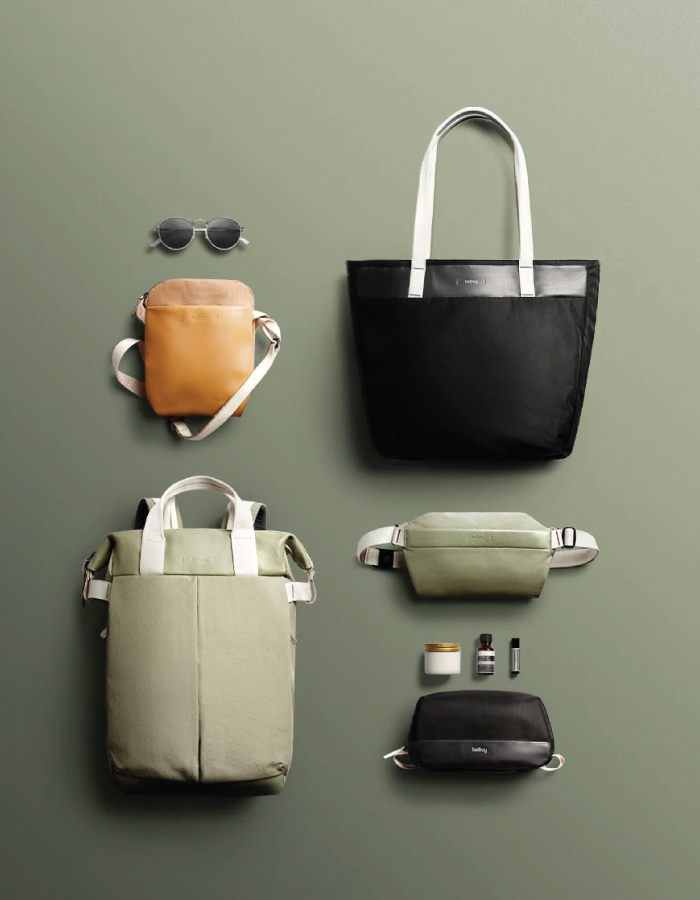 Top Ethical & Eco-Friendly Bags For A Weekend Away. Bellroy