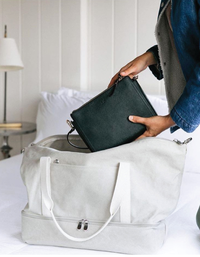 Top Ethical & Eco-Friendly Bags For A Weekend Away. Lo & Sons