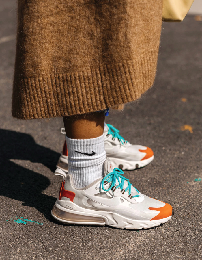 The Shoe Trends That Will Take Over This Fall. High-performance sneakers.