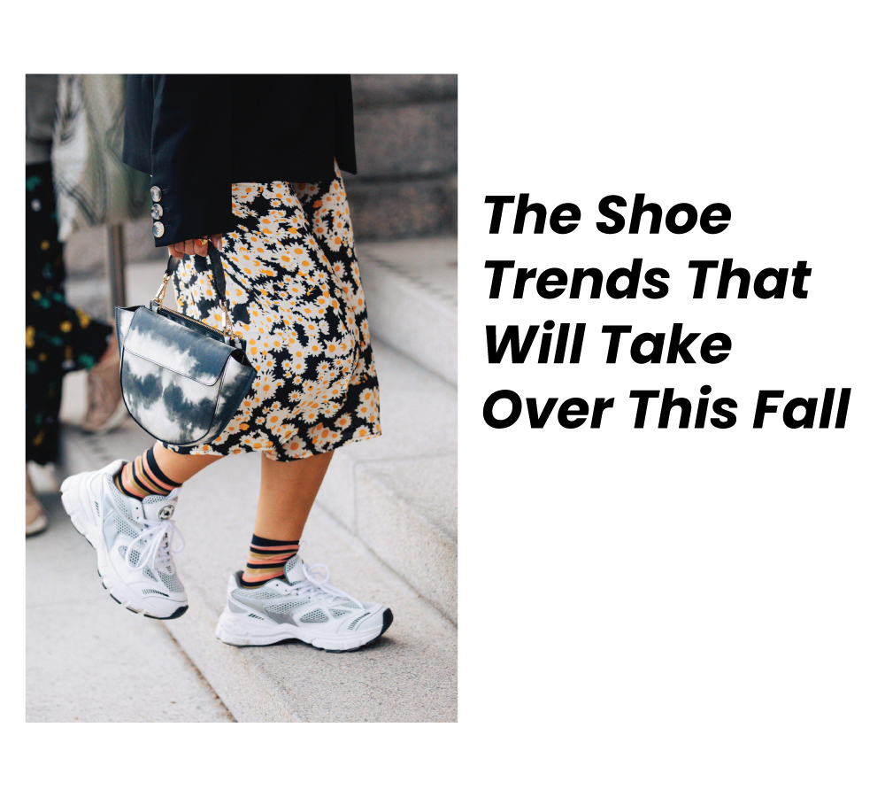 Shoe Trends That Will Take Over This Fall