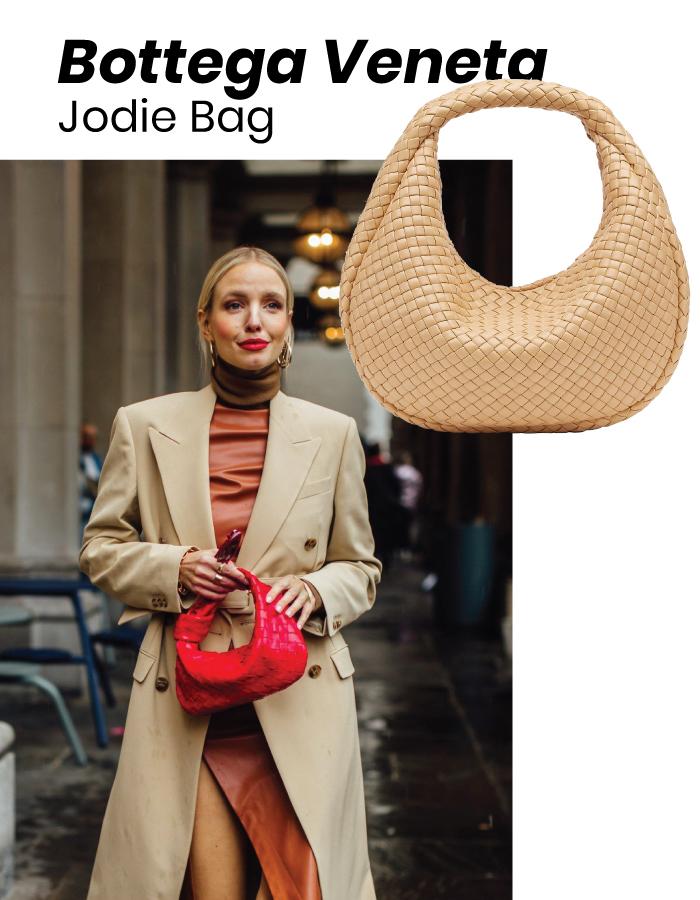 The Designer Bags Of 2021. Bottega Veneta Jodie Bag.
