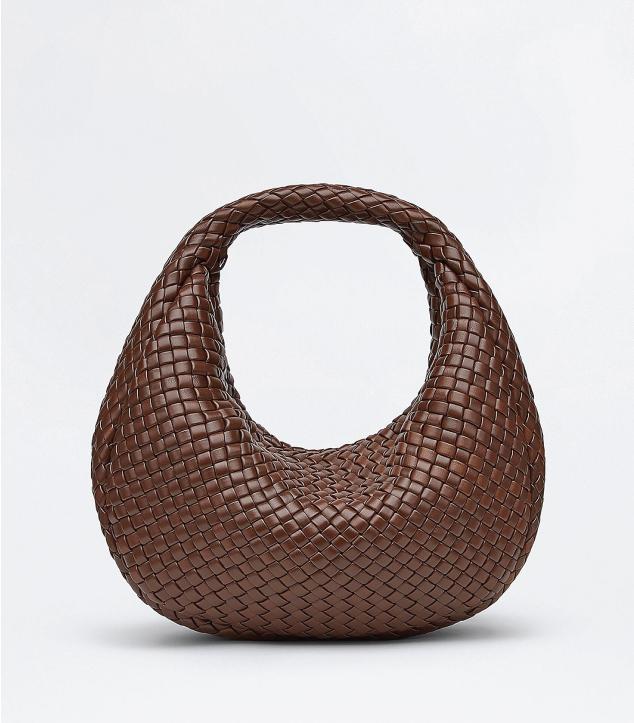 The Designer Bags Of 2021. Bottega Veneta Padded Jodie Bag Brownie