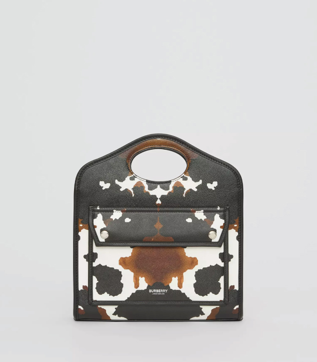 The Designer Bags Of 2021. Burberry Mini Pocket Leather Bag
