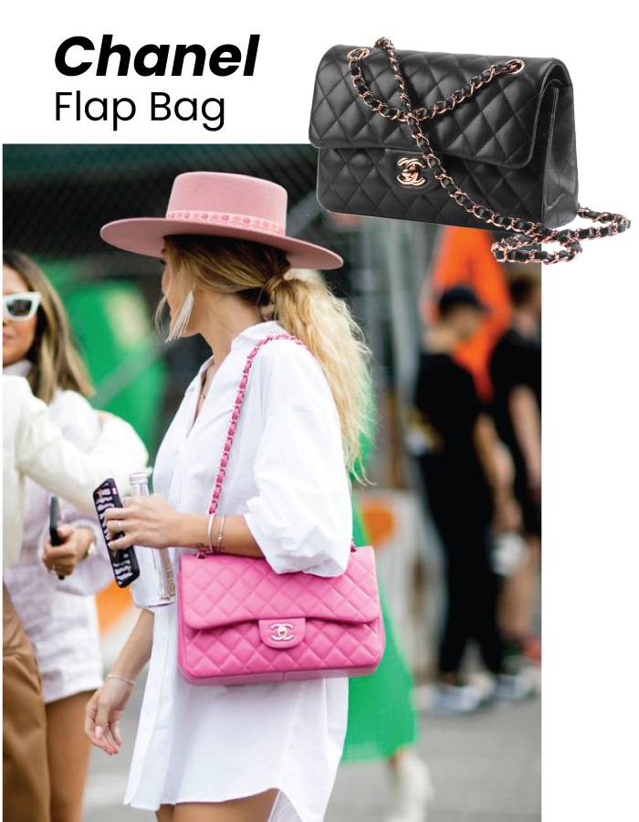 The Designer Bags Of 2021. Chanel Flap Bag