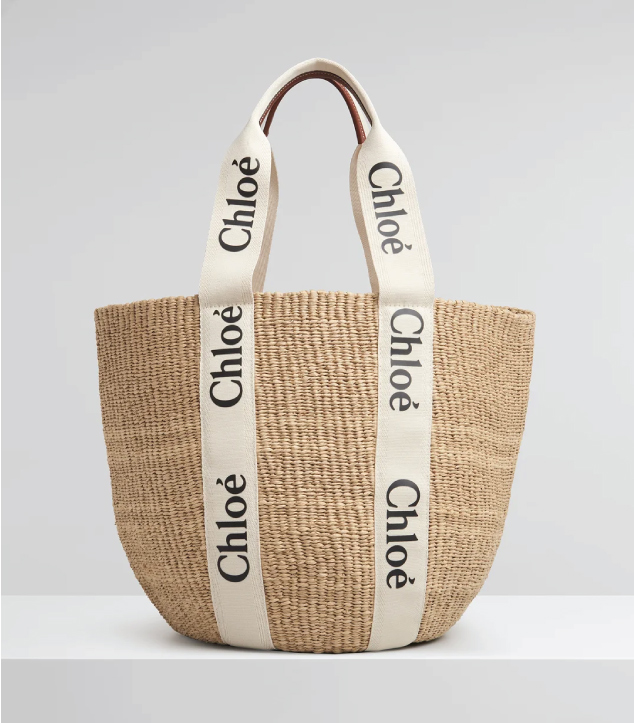 The Designer Bags Of 2021. Chloé Large Woody Basket