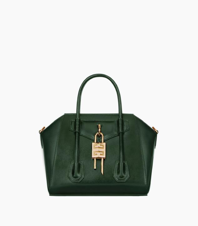 The Designer Bags Of 2021. Givenchy Mini Antigona Lock Bag