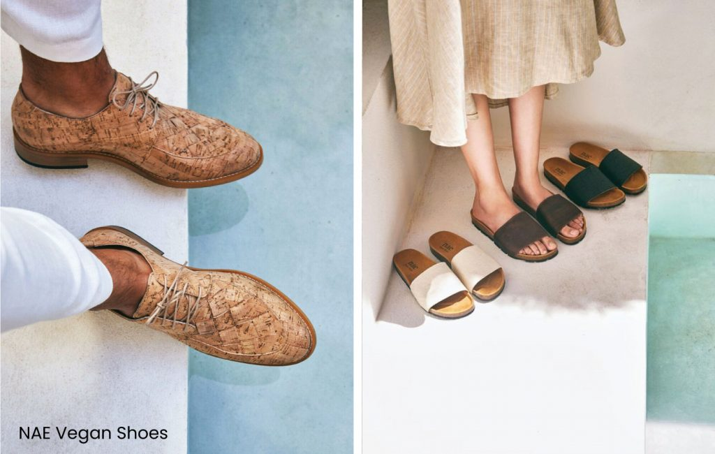 The List Of Portuguese Brands You Need In Your Life. Shoe brand NAE Vegan Shoes.