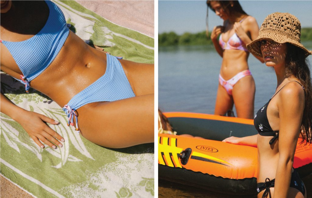 The List Of Portuguese Brands You Need In Your Life. Swimwear brand Cantê.