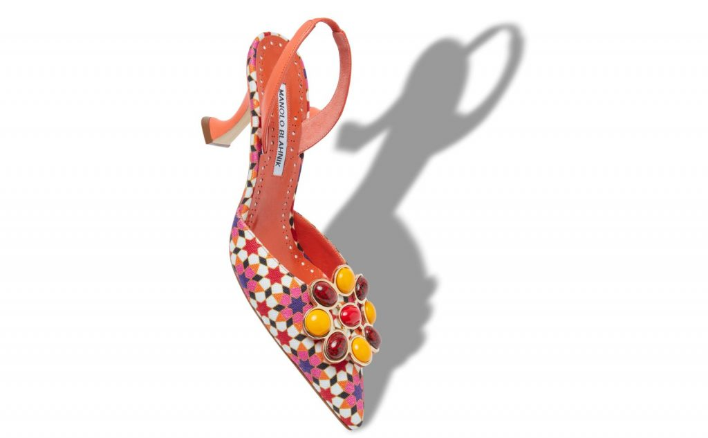 COLORFUL PUMPS  from MANOLO BLAHNIK