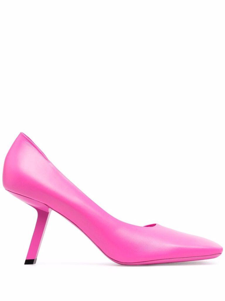 Pink Pumps   Balenciaga