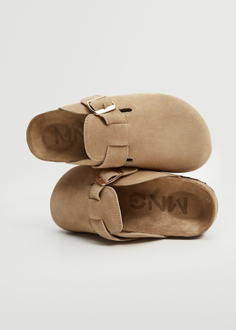CLOGS  from MANGO