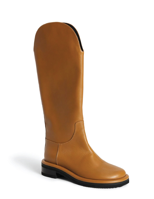 Autumn Boot Trends We Are Trying This Year: Proenza Schouler, pipe riding boots.