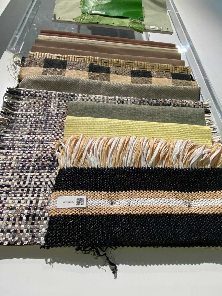 TEXTILES AND MATERIALS