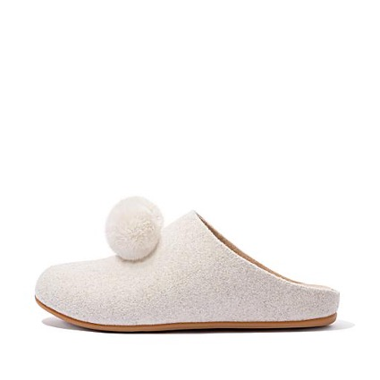 POPM POM FELT SLIPPERS  from FITFLOP