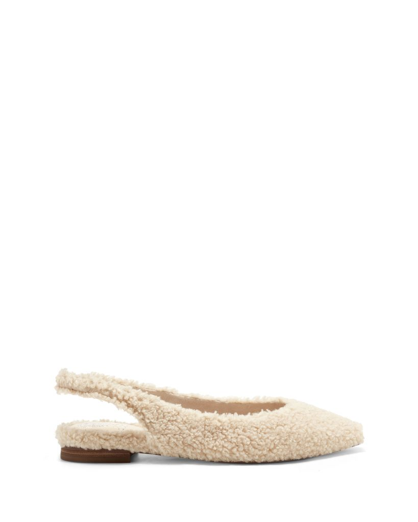 PRESNUE SLINGBACK FLAT from VINCE CAMUTO