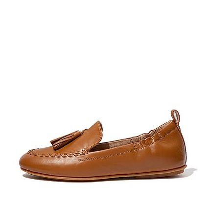 TASSEL LEATHER LOAFERS  from FITFLOP